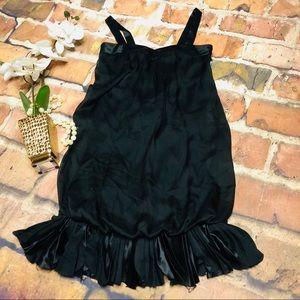 Chic Rebecca Taylor 100% Silk Cocktail Dress